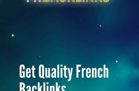 How to Set Up a Good French Backlink Strategy?