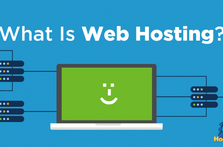 7 Different Types Of Web Hosting Services Explained
